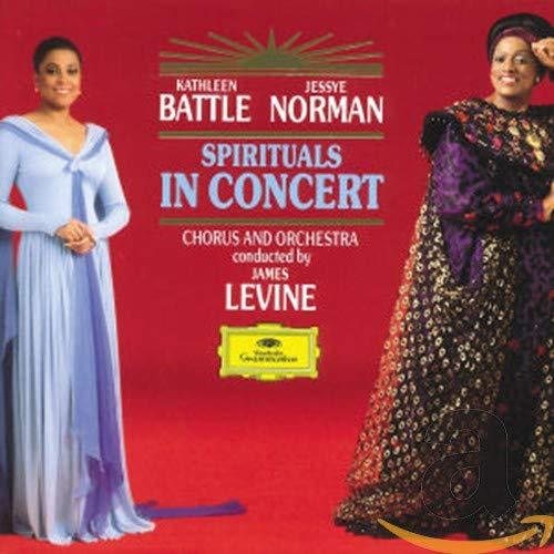 Spirituals in Concert Album Art