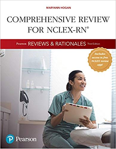 Comprehensive review for NCLEX