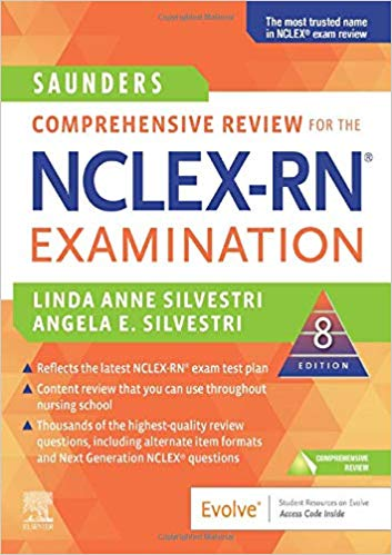 Saunders NCLEX 8th edition