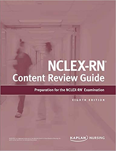 NCLEXRN content review Kaplan