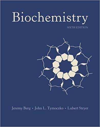 Biochemistry Berg