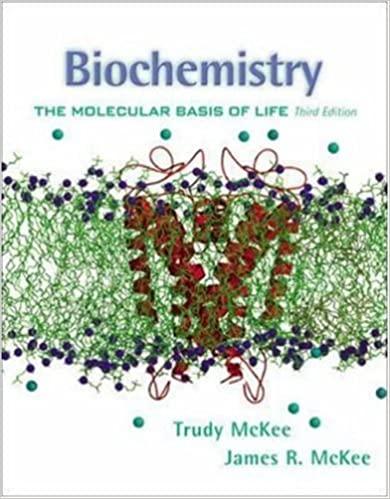 Biochemistry McKee