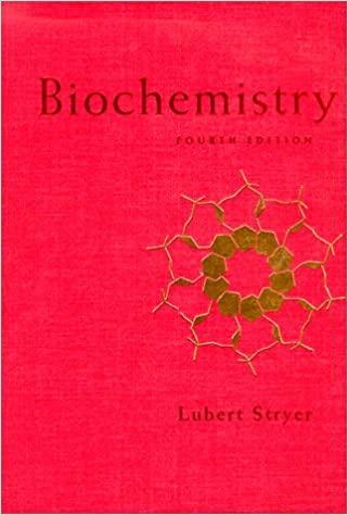Biochemistry Stryer