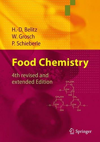 Food chemistry Belitz