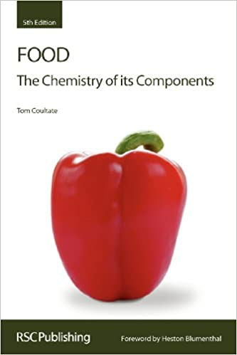 Food the chemistry of its components