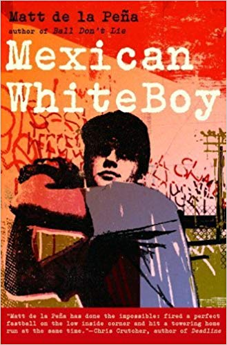 Mexican whiteboy book cover