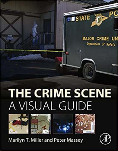 The crime scene: A visual guide