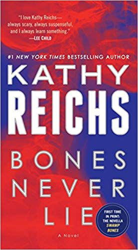 Bones never lie novel
