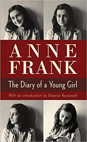 The diary of a young girl book cover