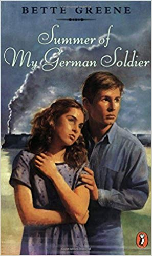 Summer of my German soldier book cover
