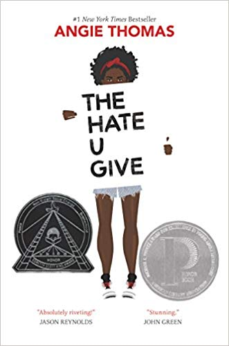The hate you give book cover