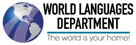 world languages department logo