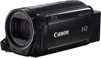 Canon HF R700 is available for borrowing