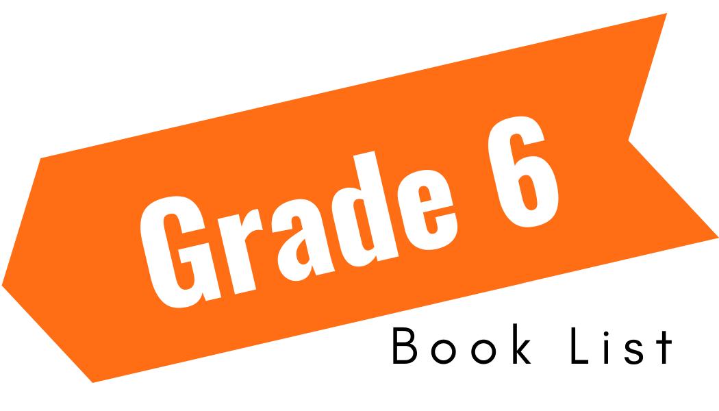 Grade 6 Book List