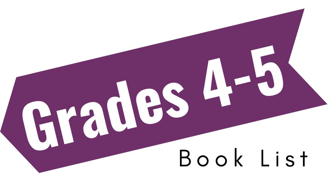 Grade 4-5 Book list