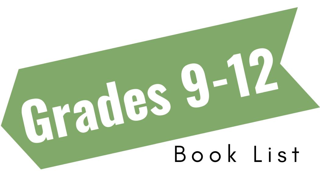 Grade 9-12 Book List