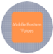 Middle Eastern Voices Badge