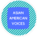 Asian American Voices Badge