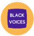 Black Voices Badge
