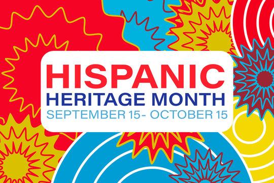 image Hispanic Heritage Month logo