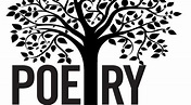 tree image with the word poetry
