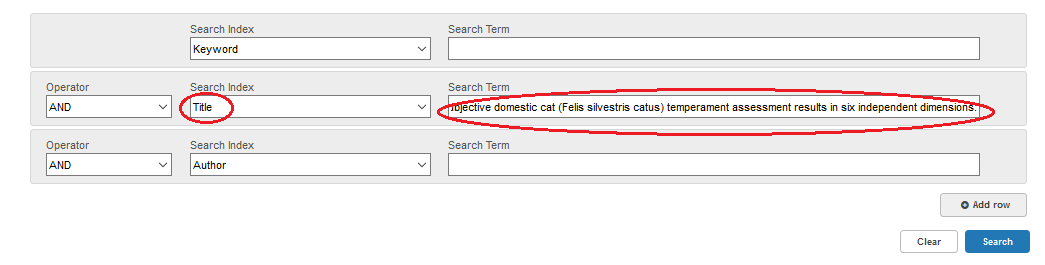 Paste title in OCLC WMS