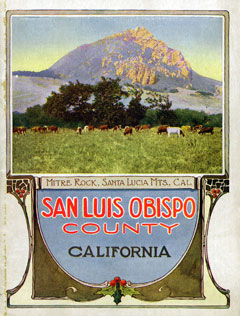 Postcard from Cal Poly Special Collections