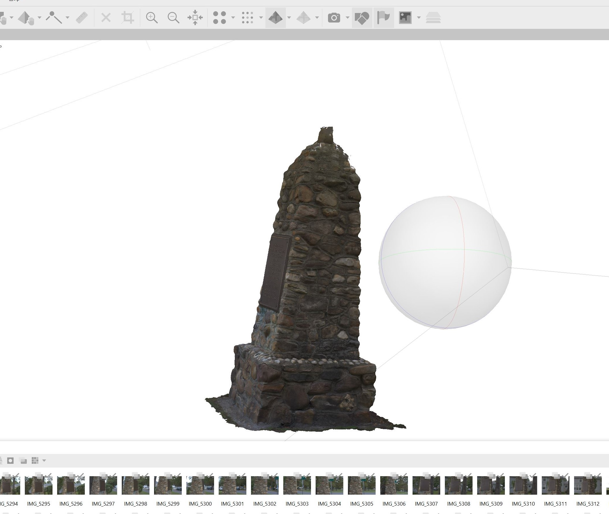 Photogrammetry as a Tool for Heritage Work