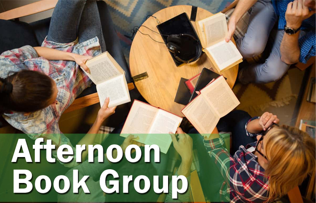 Virtual: Afternoon Book Group
