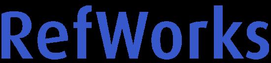 Logo for RefWorks