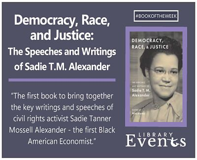 Featured Book of the Week: Democracy, Race, and Ju