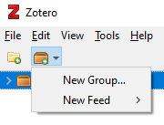 Zotero Student Group Icon Image