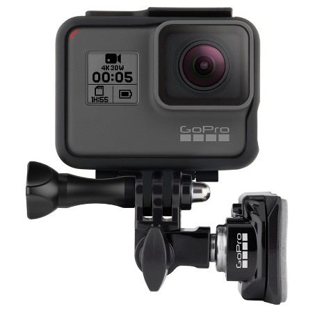 GoPro front/side mount