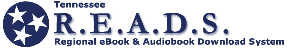 Tennessee Regional eBook & Audiobook Download System