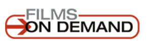 Films on Demand an online streaming video collection