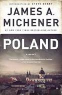 Poland by James Michener (Book Cover)