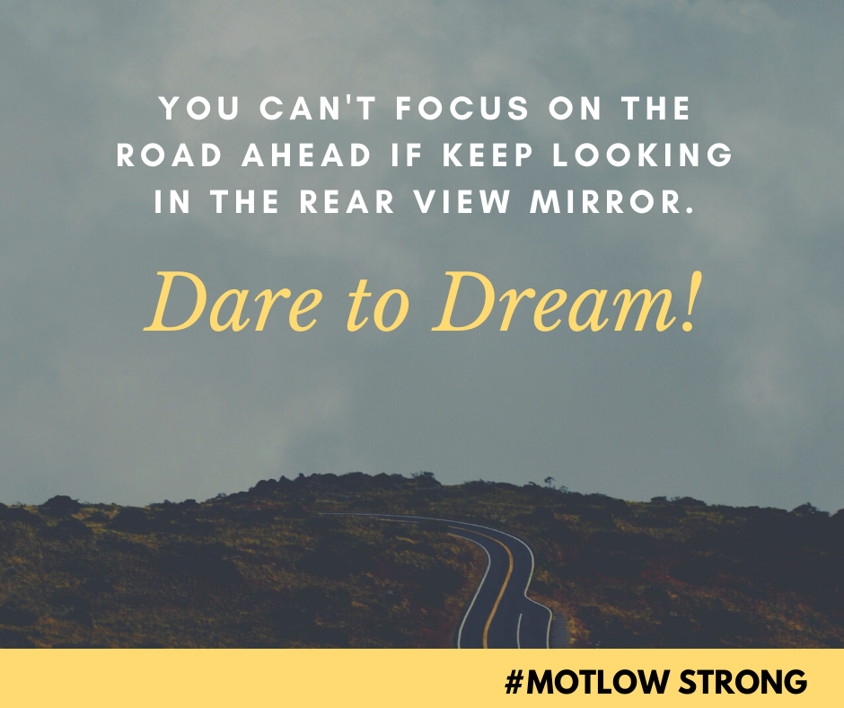 Dare to Dream #Motlow Strong