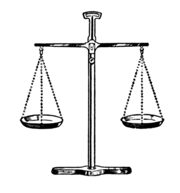 Balance - Scales of Justice (PSF)