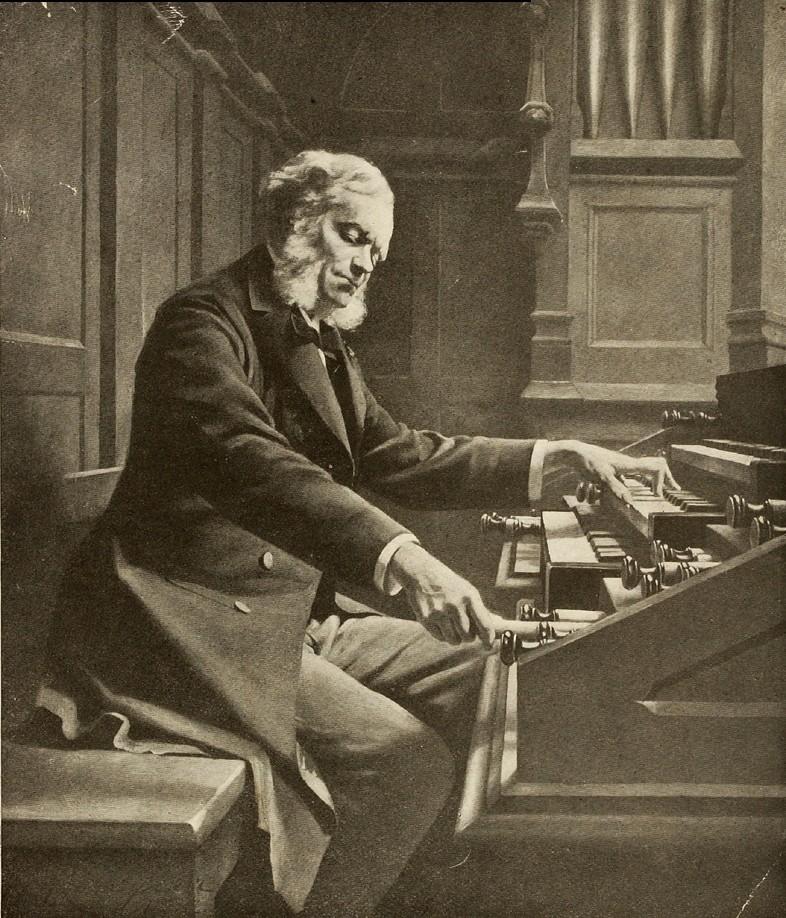 Cesar Franck at the Organ