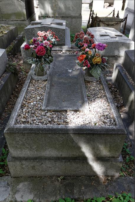 Pierre Lalo's Gravestone