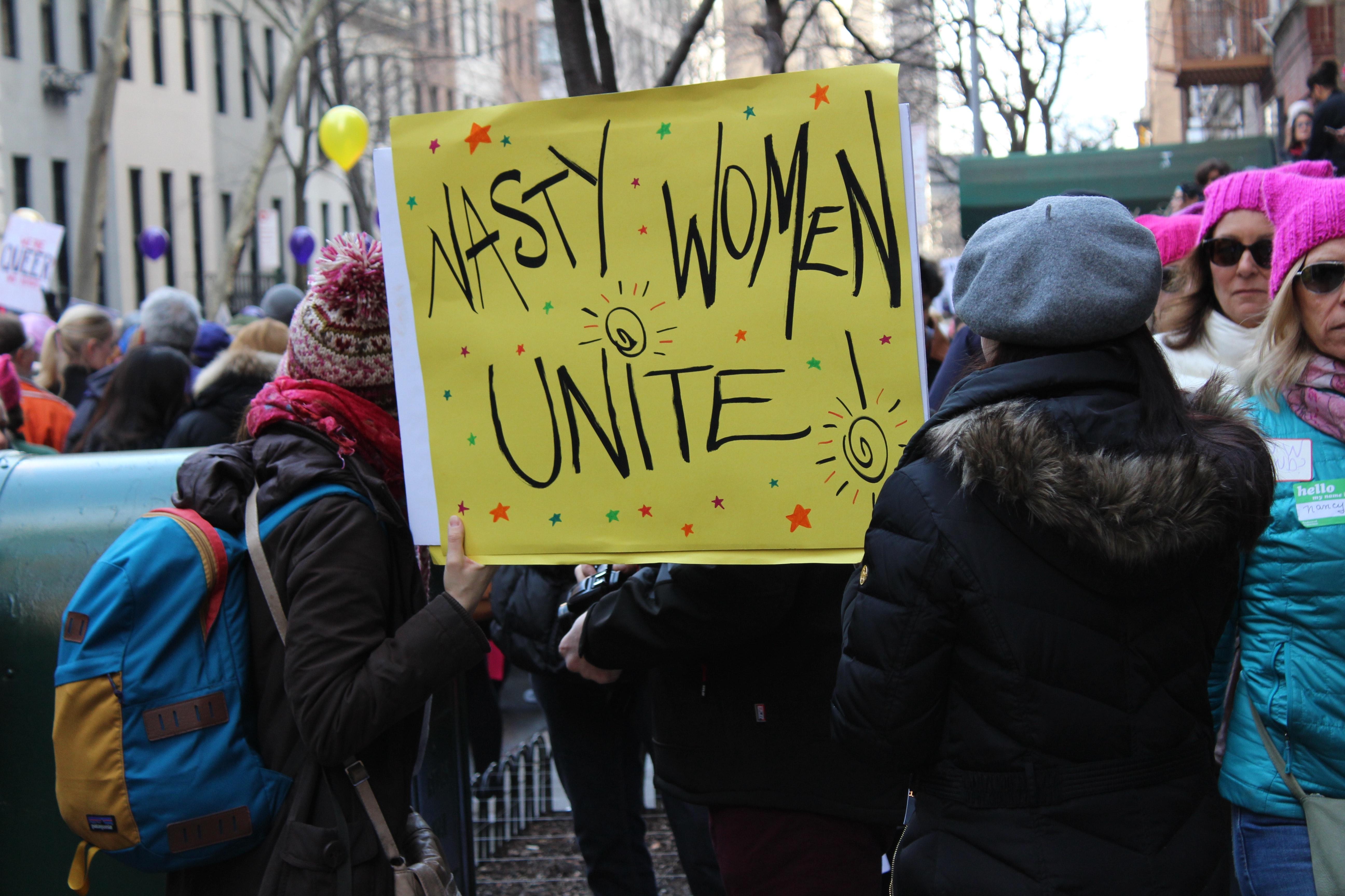 Women's March Photo by Monica Melton on Unsplash