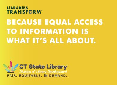 Because Equal Access to Information is What It's All About
