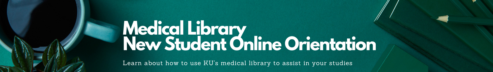 Image for link to medical library new student orientation