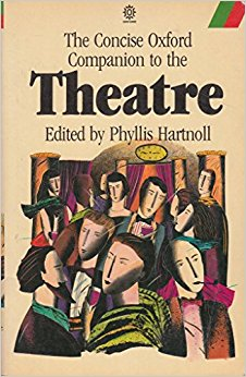 Cover art for Oxford Companion to the Theatre, view record