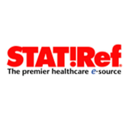 STAT!Ref - the premier healthcare source logo