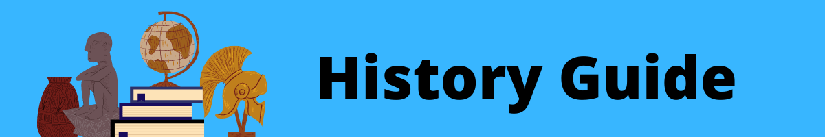 History Guide Banner