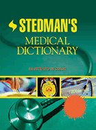 Stedman's Medical Dictionary 2016 Book Cover