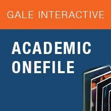 Academic One File image