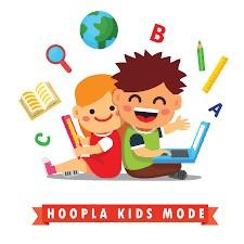 Hoopla Kids Mode