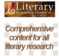 Literary Reference Center logo